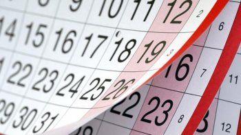 Se viene el fin de semana más largo del año