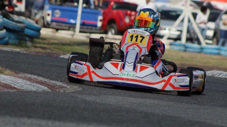 Ignacio Montenegro afrontará toda la temporada en la Copa Rotax.