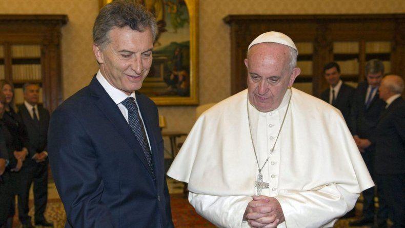 ¿Qué le dijo Macri al Papa en la carta que le envió?