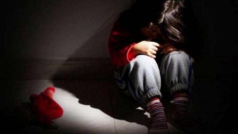 Con cinco años, salvó a su hermana de ocho de que la violen