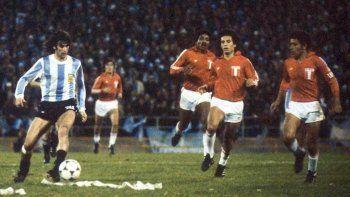 jugador peruano amplia denuncia por el partido argentina-peru del 78´