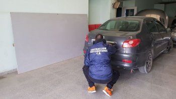 Le compró un auto a miembros de la colectivadad zíngara que tenía pedido de secuestro