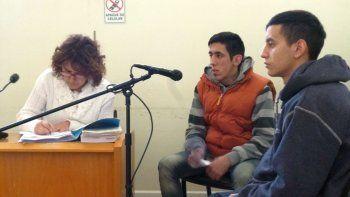camarda y brizuela recibieron 13 anos de prision por el crimen de leiva