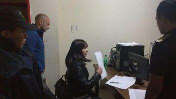 Daniela Souza era la única prófuga en la causa, aunque en los próximos días podría haber nuevos imputados.
