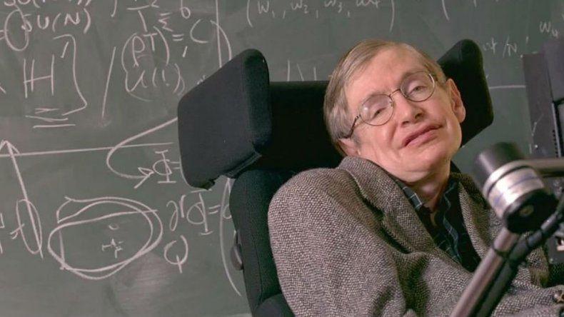 Murió el astrofísico Stephen Hawking