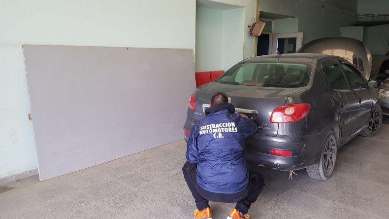 Secuestraron un auto en el Stella Maris que tenía pedido de captura