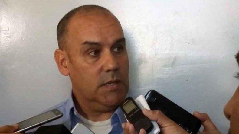 A Pablo D horta lo habían echado de la Escuela Politécnica de Puerto Madryn por un hecho delictivo.