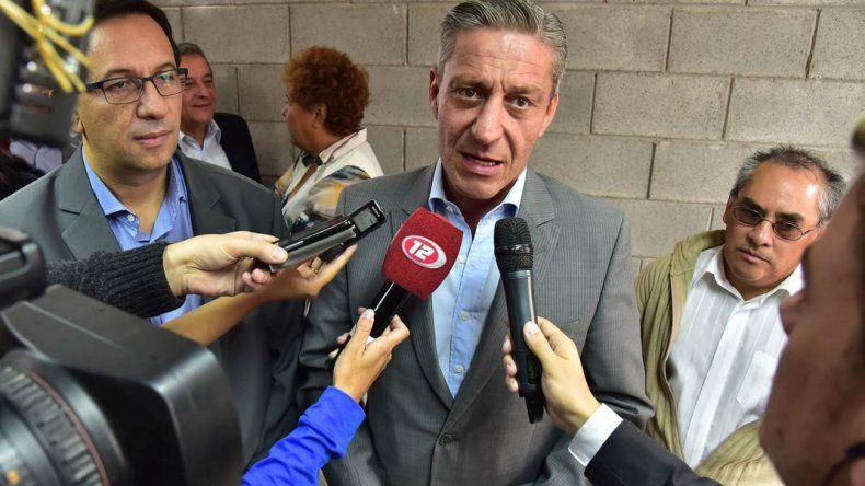 Arcioni valoró el trabajo de los fiscales y honró la memoria de Das Neves