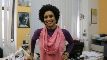 asesinan en brasil a la activista marielle franco