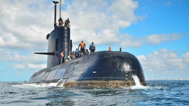 El Gobierno admitió que el ARA San Juan realizaba tareas de espionaje