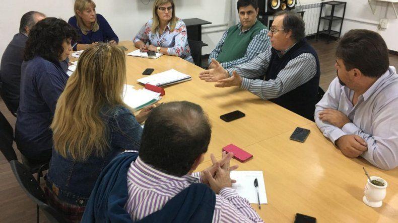 Concejales solicitan información sobre el loteo privado en la Bajada de los Palitos