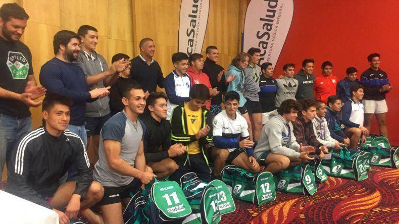 La delegación de la selección juvenil de la Unión Austral viajará en las próximas horas a Chaco.