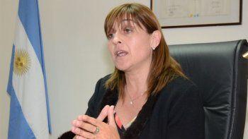 Marta Yáñez, jueza federal de Caleta Olivia está a cargo de la causa por la desaparición del ARA San Juan.