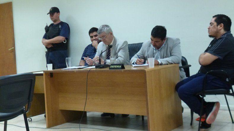 Los reclamos presentados por la defensa de Facundo Garbarino y por Mauro Cárdenas
