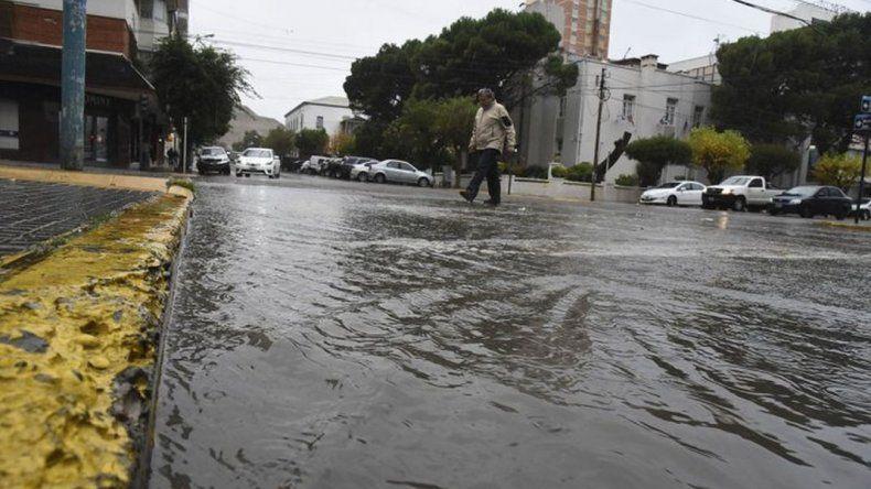 Desmienten alarma por una posible tormenta en la ciudad