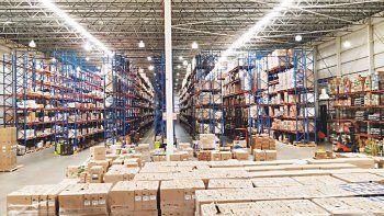 Cruz del Sur incorporó depósito en el Mercado Central