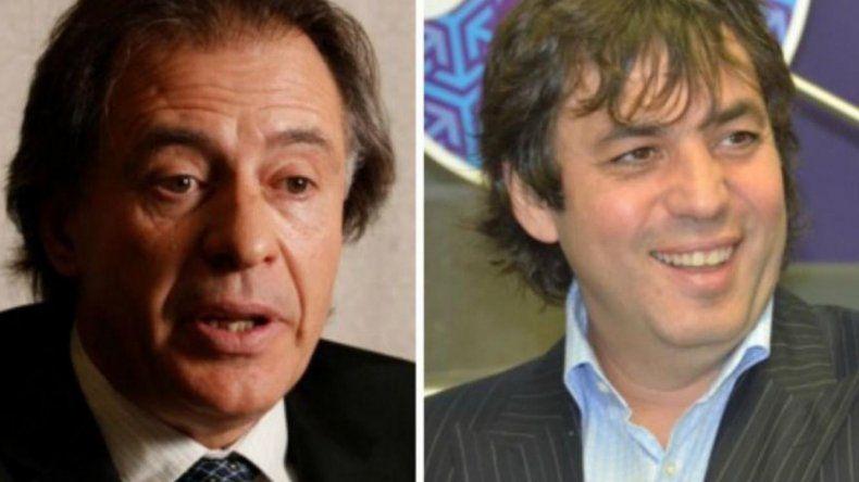 Cristóbal López y Fabián De Sousa recuperaron ayer la libertad después de permanecer detenidos por más de 90 días.