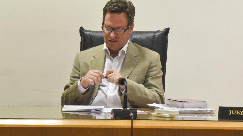 El juez Alejandero Soñis le dictó tres meses de prisión preventiva al imputado.