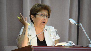 La diputada Viviana Navarro pidió que se inicie la obra de ampliación de la morgue del Hospital Regional.
