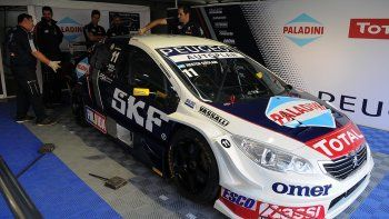 Néstor Girolami retorna al equipo Peugeot para correr el nuevo campeonato del Super TC2000.