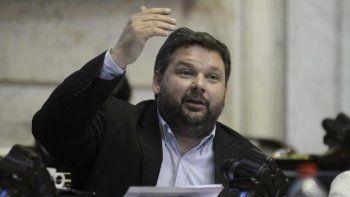 El diputado nacional por Chubut, Santiago Igon, formalizó ayer su pedido de informes.