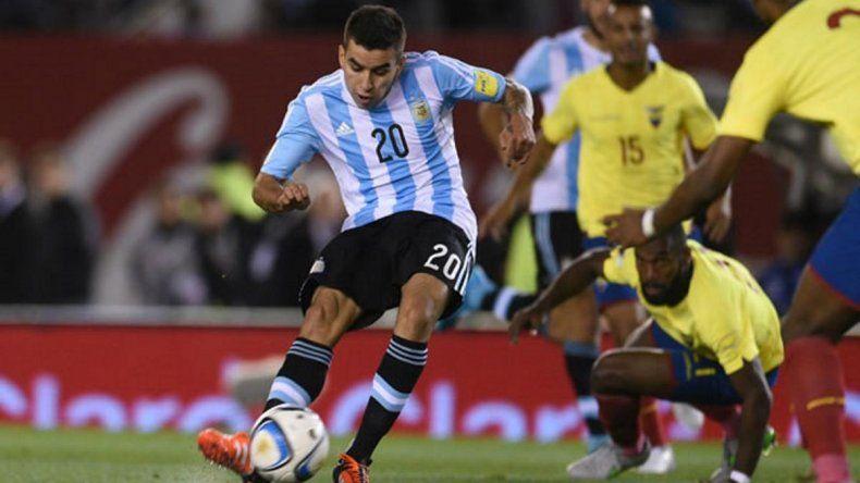 Angel Correa también se sumará a la delegación argentina con miras a los amistosos frente a Italia y España.