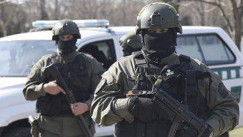 Uno de los puestos móviles con 400 gendarmes estará emplazado en Comodoro Rivadavia.
