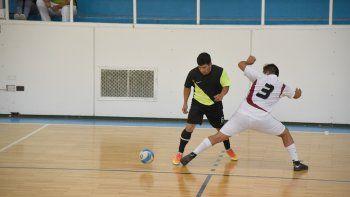 El torneo Clausura de fútbol de salón continuará esta tarde con más partidos en el gimnasio municipal 1.