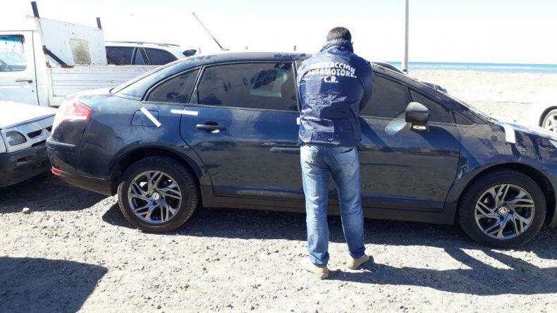 Los automóviles fueron recuperados en distintos operativos de tránsito.