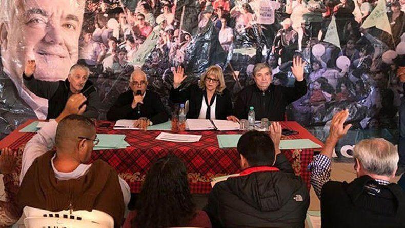 Chubut Somos Todos evalúa desafiliar a los exfuncionarios Correa y Lüter