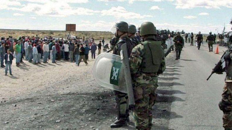 El Partido Obrero repudia llegada de tropas especiales de la Gendarmería