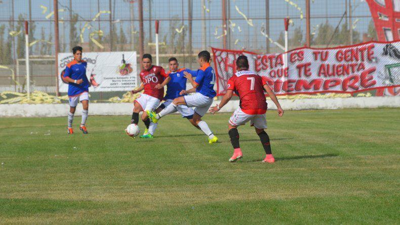 Huracán se quedó con los tres puntos ayer ante la CAI para pasar a liderar el torneo Inicial A.