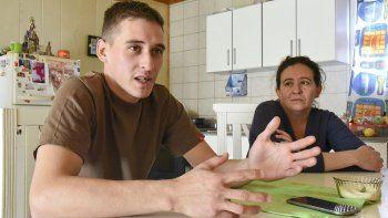 Exequiel Arrúa, quien había sido condenado por un homicidio que se produjo en el contexto de una pelea en una plaza de Laprida, fue absuelto hace dos semanas por un tribunal de segunda instancia y recuperó la libertad.