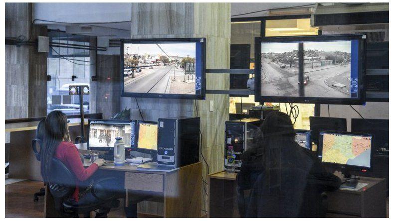 El nuevo Centro de Monitoreo nuclearía los llamados de la Policía