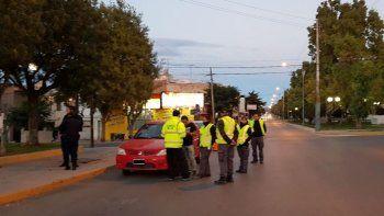 En la madrugada de ayer, la Subsecretaría de Control Operativo realizó un control de tránsito en Rivadavia y Alsina. Se detectaron nueve alcoholemias positivas.