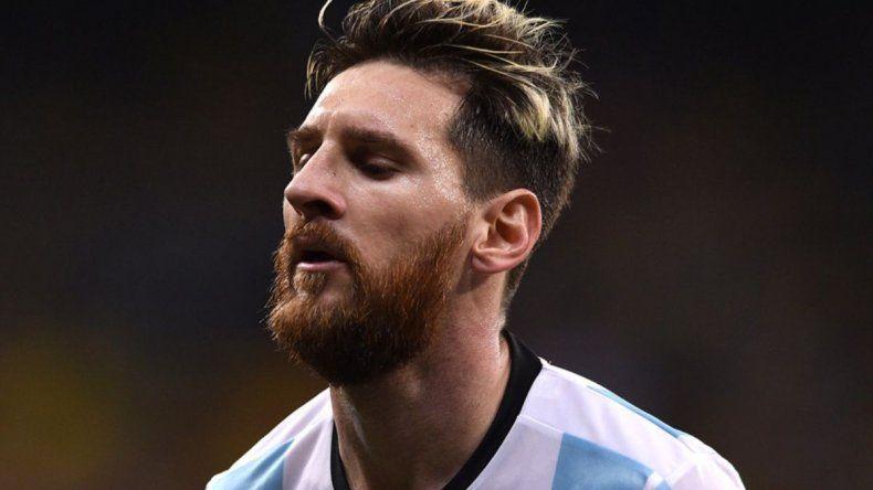 Messi: me da lástima que Argentina esté como está