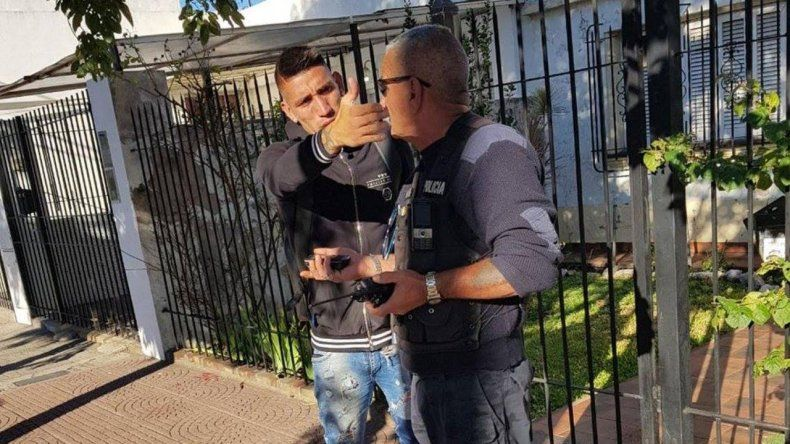 Centurión se negó a un control de alcoholemia y amenazó a policías en Lanús