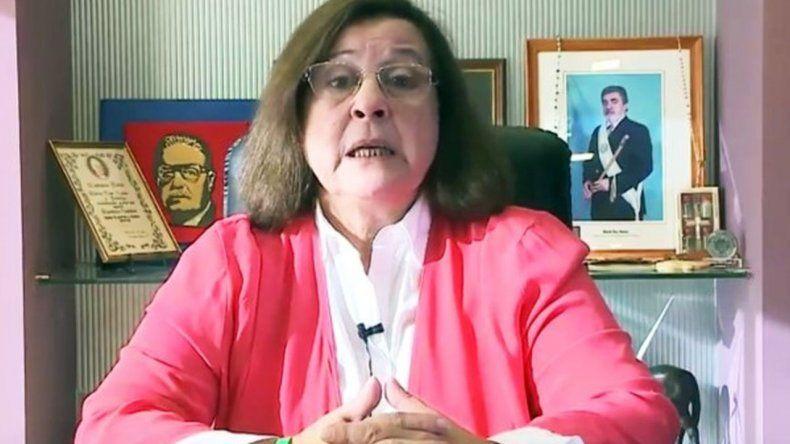 Di Perna habló de los Judas que abusaron de la confianza de Das Neves