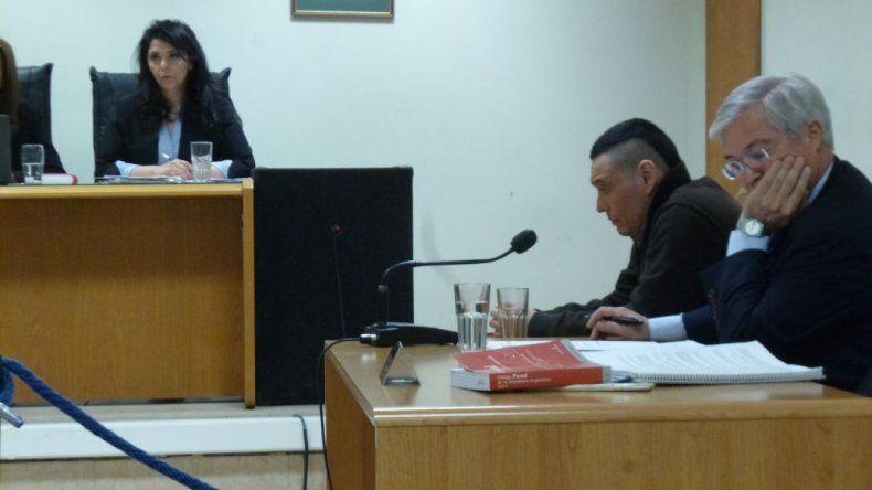 Aguilante se declaró inocente y aseguró que a su pareja la mató otro hombre