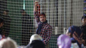 jones huala denuncia atropello por parte del servicio penitenciario