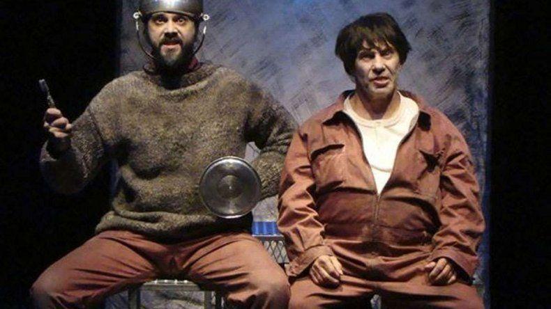 La Agrupación Teatral Nuestraamérica presentará el sábado sobre el escenario la obra La razón blindada.