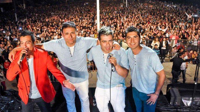 La Banda al Rojo Vivo le pondrá su ritmo al cierre del próximo Telebingo.