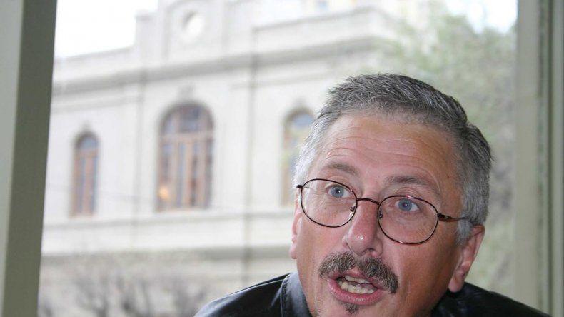 Jerónimo García confirmó la reunión con el gobernador.