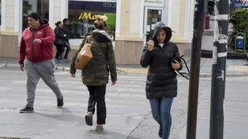Mañana helada en Comodoro: ¿para cuándo las nevadas?