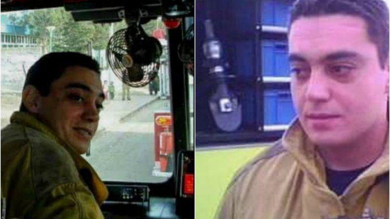 Homenajearon al bombero Luis Gramajo a 2 años de su muerte