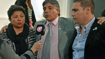 Viviana Navarro, David González y Gustavo Fita, tres de los diputados que avalaron el proyecto que rescata la importancia de la memoria.