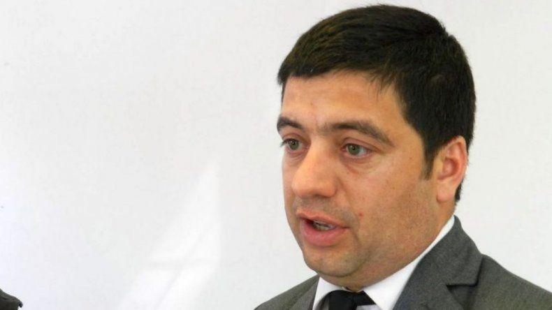 Miquelarena defendió al fiscal  que fue amenazado de muerte por  la causa contra exfuncionarios