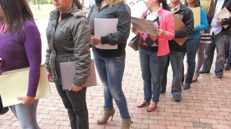 Trelew y Rawson, el segundo aglomerado del país con mayor desempleo