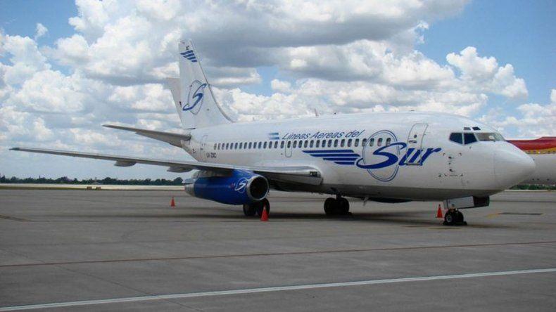 Despega la aerolínea LASA, con base en Comodoro y Neuquén