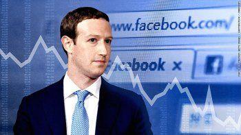 lluvia de demandas a facebook por utilizacion de datos